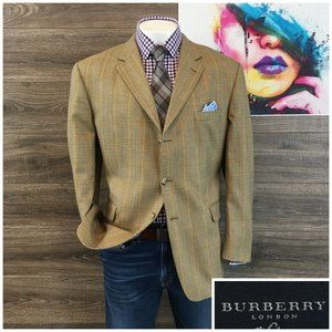 Burberry London Kensington Mens Sport Coat Blazer